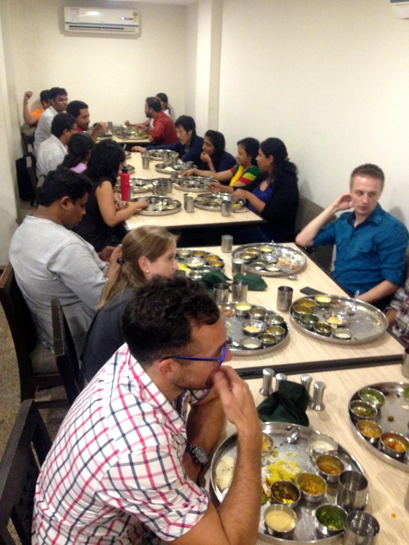 Banquet at Atithi