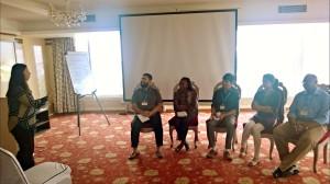 Incubator Panel Discussion