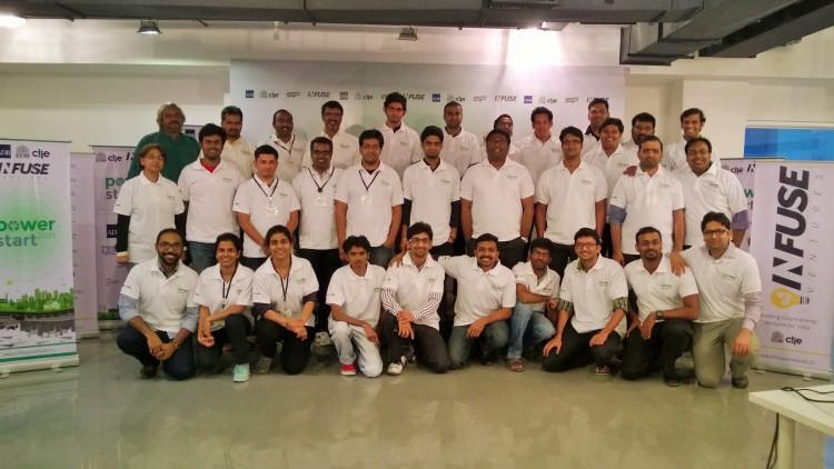 The PowerStart 2015 Cohort