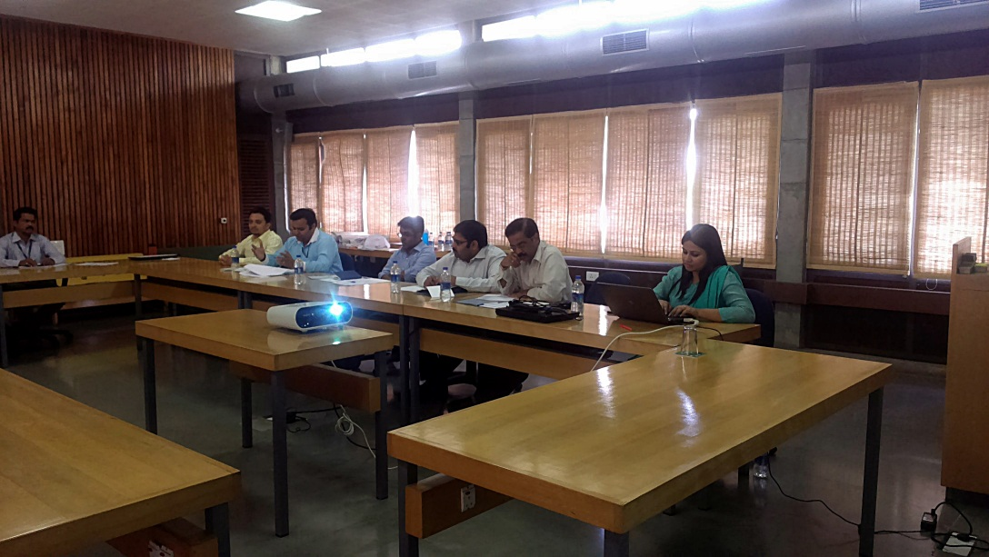 Interactive Session with Representatives from NABARD, SIDBI and Caspian Impact Investment Adviser Pvt. Ltd.