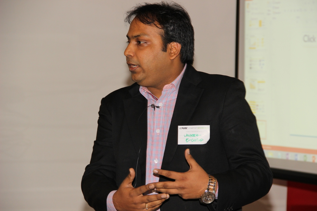 Umesh Bhutoria of E-Cube Energy