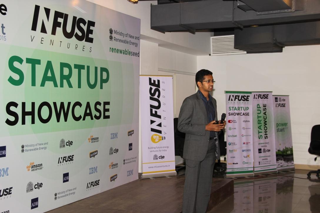 Infuse Startup Showcase
