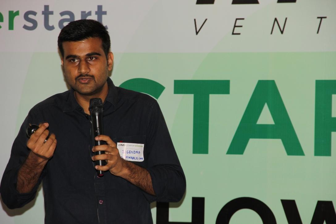 Digendra Singh of SolarWaale.com