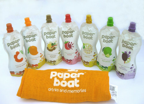 Paper Boat Sails High with Rs. 183 Crore in a fresh round of funding