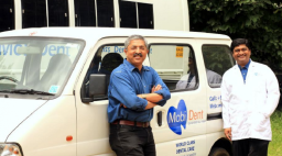 Mobident raises funds from DanGlold Investment Corp in a Pre Series A round